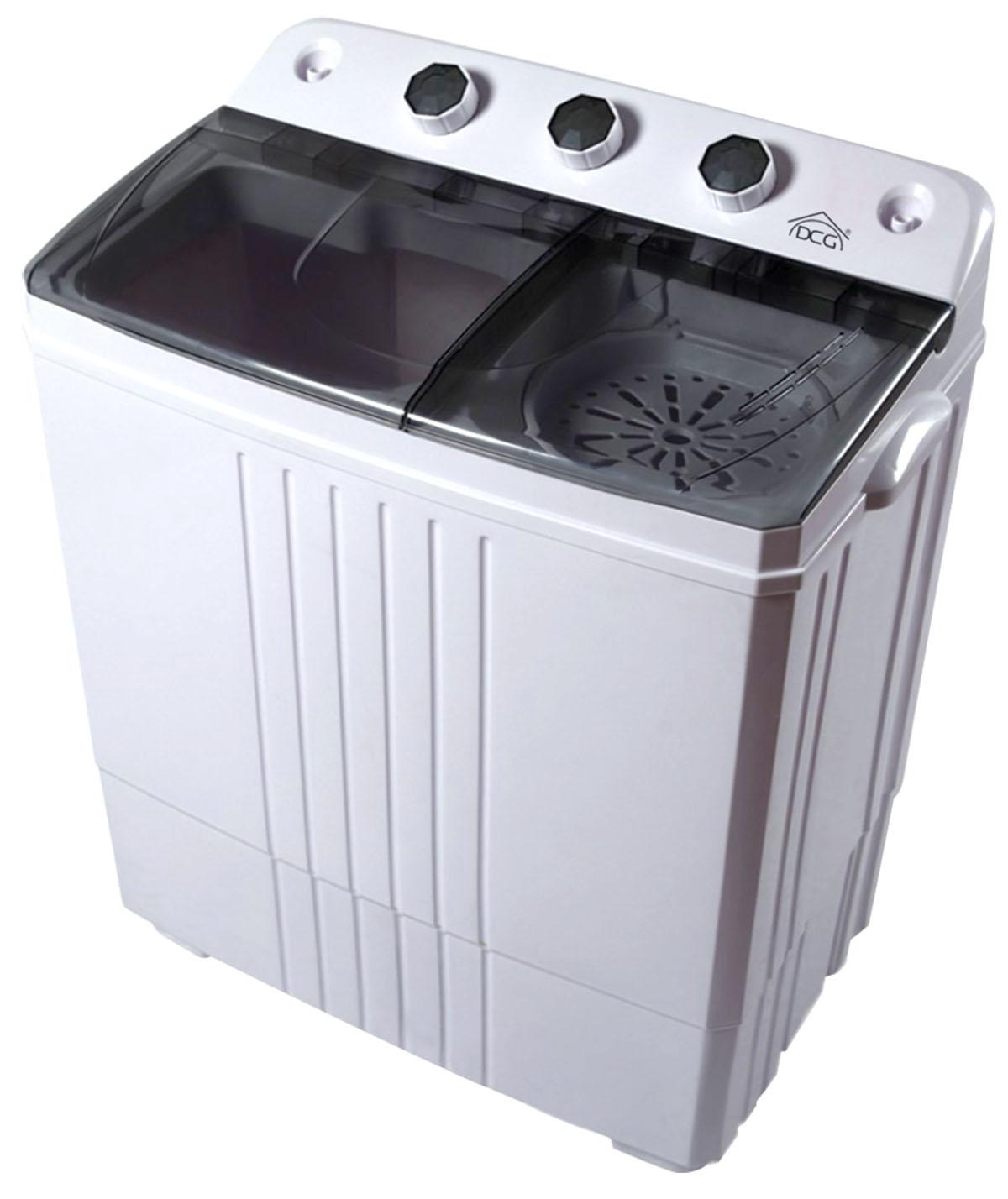 Mini lavatrice asciugatrice con centrifuga campeggio for Peso lavatrice
